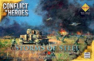 Conflict of Heroes : Storms of Steel! - Kursk 1943 (3rd Edition)
